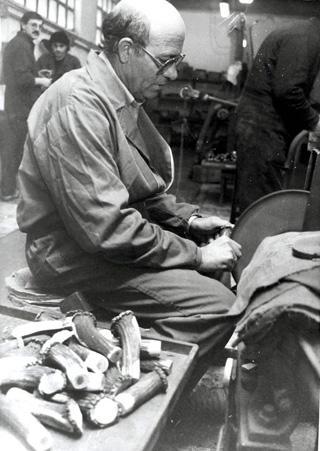 Muela - D. Eladio Muela, fundador de Manufacturas Muela