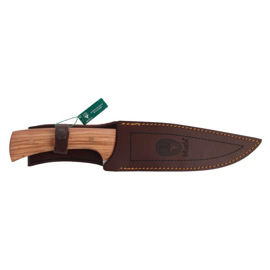 Muela - cuchillo enterizo JABALI-17 OL