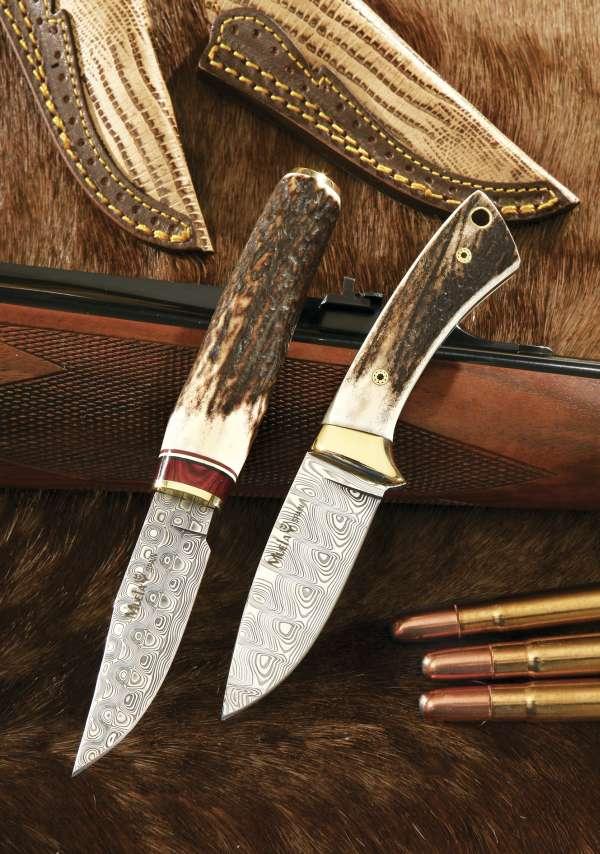 Muela - Cuchillos de Acero Damasco