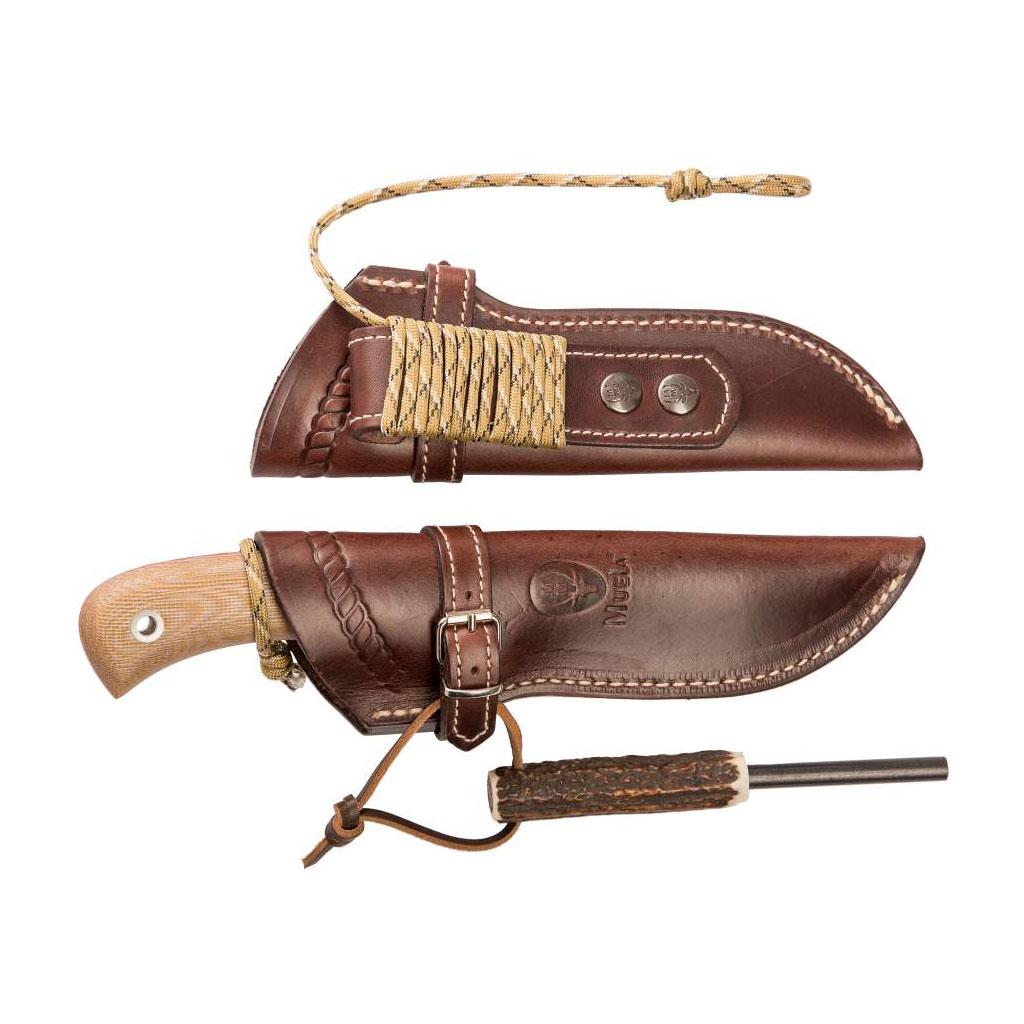 Cuchillo enterizo Aborigen-12D
