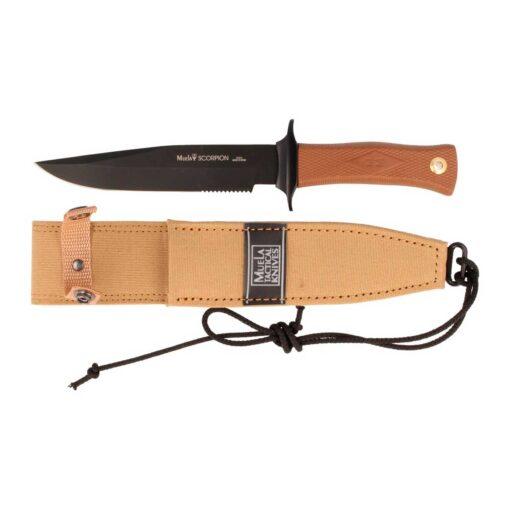 Cuchillo táctico Scorpion-18NM